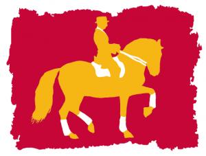 Dressage logo ANCCE