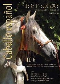 CM 2003 affiche